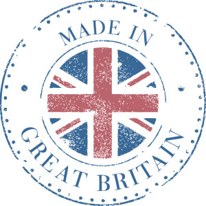 Made in GB stamp - Celtic & Co